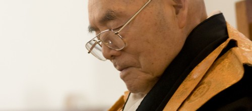 Our beloved teacher, Kyōzan Jōshu Sasaki Rōshi (1907-2014)