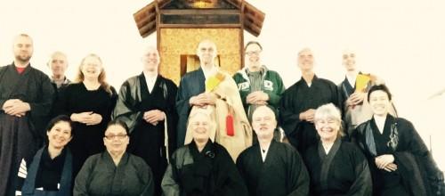 Rinzai-ki Sesshin & Memorial Service